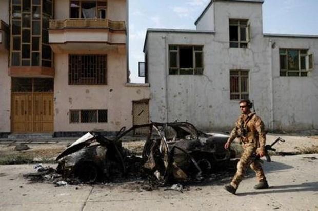 Afghanistan: 20 nguoi thiet mang, ung vien Pho Tong thong bi thuong hinh anh 1