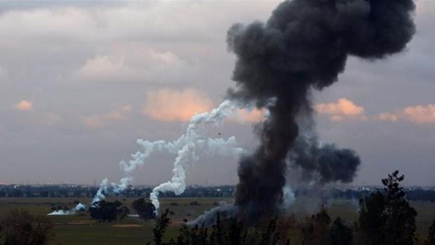 Libya: 5 bac sy thiet mang trong vu khong kich benh vien da chien hinh anh 1