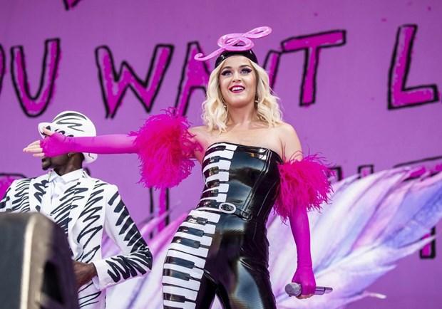 Katy Perry, Capitol Record phai boi thuong 2,78 trieu USD vi dao nhac hinh anh 1