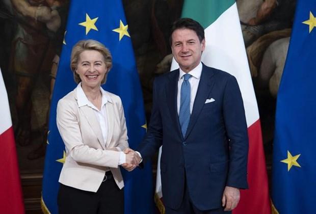 Chu tich EC de cao vai tro cua Italy trong mot EU thong nhat hinh anh 1