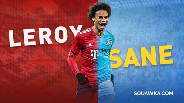 'Bom tan' Leroy Sane se ra mat o Bayern Munich vao tuan toi? hinh anh 1
