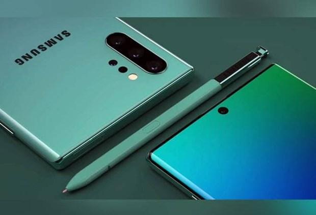 Du bao ve doanh so ban dong Galaxy Note 10 cua Samsung hinh anh 1