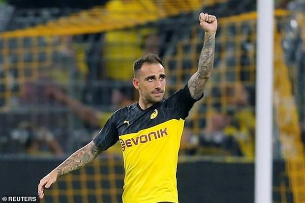Danh bai Bayern, Dortmund lan thu 6 gianh Sieu cup Duc hinh anh 2