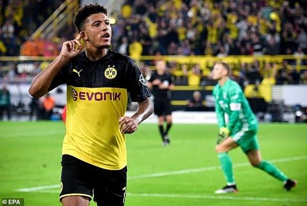 Danh bai Bayern, Dortmund lan thu 6 gianh Sieu cup Duc hinh anh 3