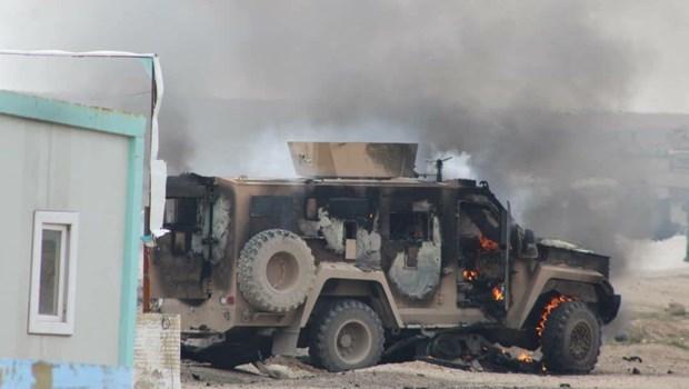 Syria: Xay ra lien tiep 4 vu danh bom tai tinh al-Hasakah hinh anh 1