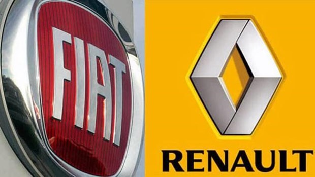 Fiat Chrysler co the tai dam phan ve sap nhap voi Renault hinh anh 1