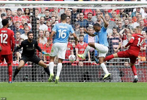 Ha Liverpool tren cham 11m, Manchester City gianh Sieu cup Anh hinh anh 1