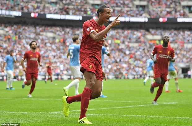 Ha Liverpool tren cham 11m, Manchester City gianh Sieu cup Anh hinh anh 2