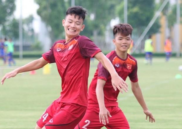 Lich thi dau chi tiet cua U18 Viet Nam tai giai U18 Dong Nam A 2019 hinh anh 1