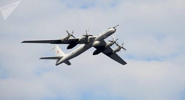 Tu-142 cua Nga bay suot 13 gio, tuan tra o Thai Binh Duong hinh anh 1