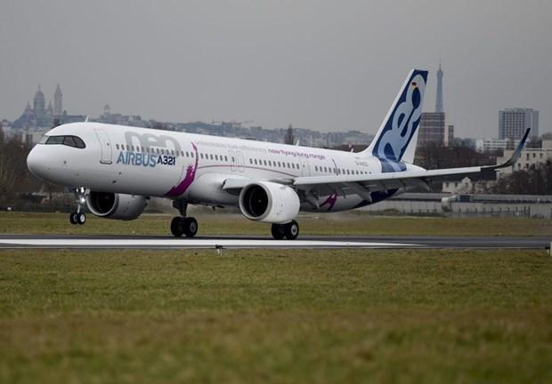 Airbus du dinh mo rong day chuyen lap rap may bay A321 tai Phap hinh anh 1