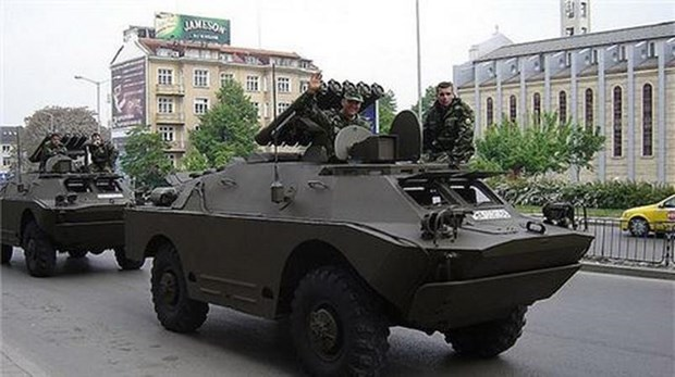 Bulgaria tim mua 150 xe boc thep tri gia 836,24 trieu USD hinh anh 1