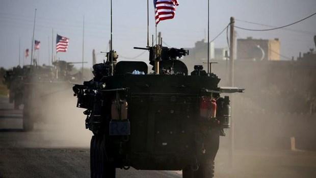 Mot binh sy My bi thiet mang khi truy quet tan quan IS o mien Bac Iraq hinh anh 1