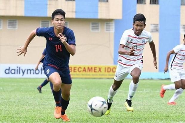 U18 Dong Nam A: Malaysia thang soc Australia, Thai Lan bi loai som hinh anh 1