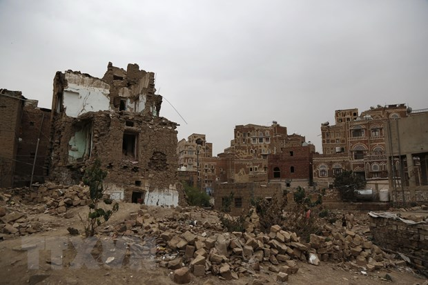Yemen ngay cang lun sau vao vong xoay bao luc khong co hoi ket hinh anh 2