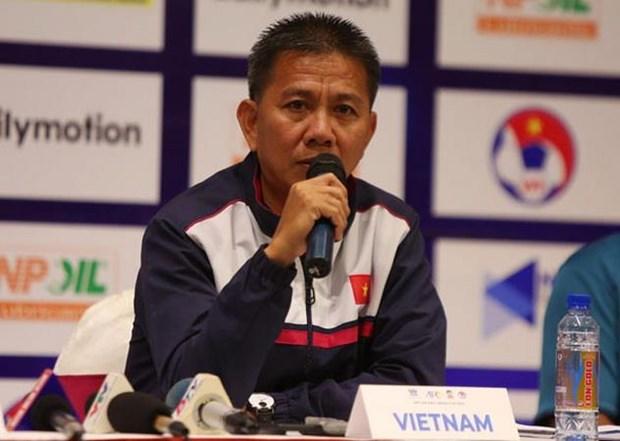 HLV Hoang Anh Tuan tu chuc sau that bai truoc U18 Campuchia hinh anh 1