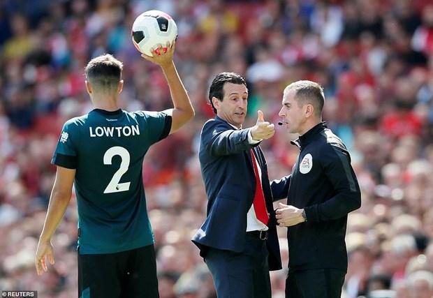Danh bai Burnley, Arsenal tam chiem ngoi dau Premier League hinh anh 4