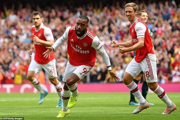 Danh bai Burnley, Arsenal tam chiem ngoi dau Premier League hinh anh 2