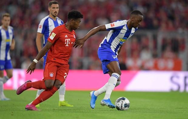 Bayern Munich chia diem trong ngay Bundesliga khoi tranh hinh anh 1