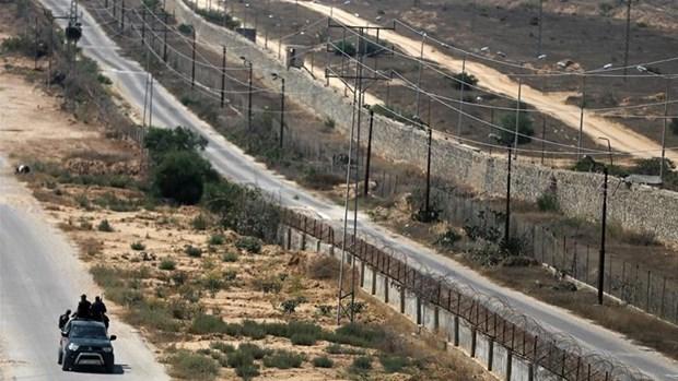 Israel tieu diet nhom nguoi Palestine co vu trang gan bien gioi hinh anh 1