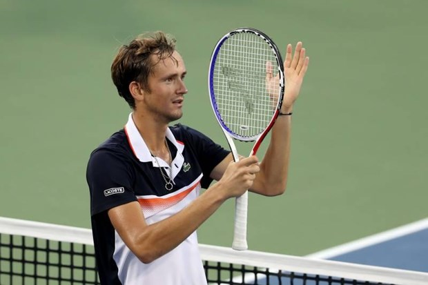 Tay vot Nga bien Novak Djokovic thanh cuu vuong Cincinnati Open hinh anh 2