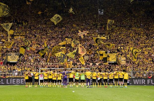 Borussia Dortmund 'pho truong suc manh' o vong mo man Bundesliga hinh anh 2