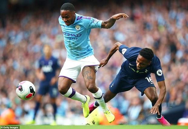 Man City-Tottenham chia diem, Liverpool chiem ngoi dau bang hinh anh 1