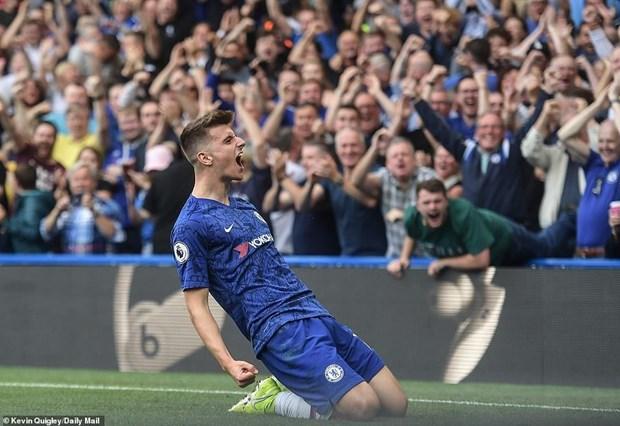 Ket qua bong da: Chelsea cua Lampard van chua biet thang hinh anh 1