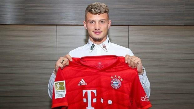 Bayern Munich chinh thuc don them tan binh nguoi Phap hinh anh 1