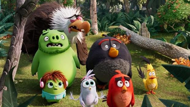 'The Angry Birds Movie 2' khong dat muc doanh thu nhu mong doi hinh anh 1