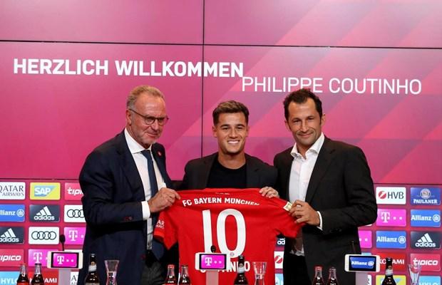 'Bom tan' Philippe Coutinho se khien Bundesliga hap dan hon hinh anh 1