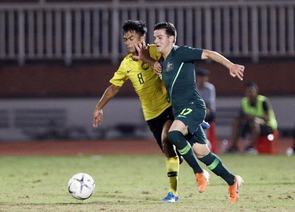 Ha Malaysia, Australia vo dich giai U18 Dong Nam A 2019 hinh anh 2