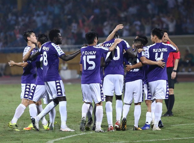 Quang Hai toa sang, Ha Noi FC nguoc dong danh bai Altyn Asyr hinh anh 2