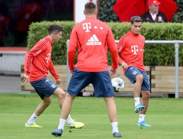 Philippe Coutinho gia nhap Bayern Munich: Dat lieu co xat ra mieng? hinh anh 1