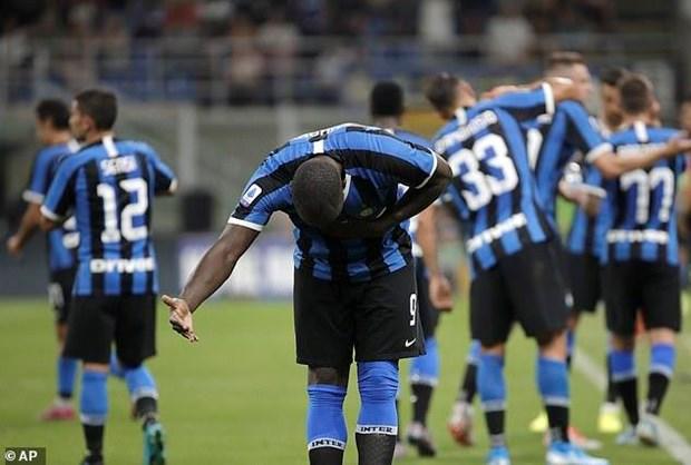 Ket qua bong da: Romelu Lukaku ghi ban, Inter len dinh Serie A hinh anh 2