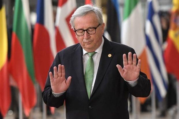 EU: Anh co trach nhiem duy nhat neu xay ra Brexit khong thoa thuan hinh anh 1