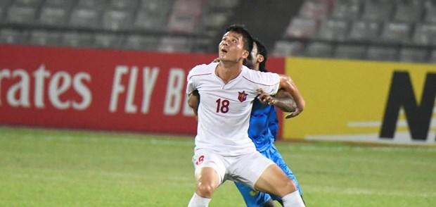 Ha Noi FC cham tran doi bong Trieu Tien o chung ket AFC Cup 2019 hinh anh 1