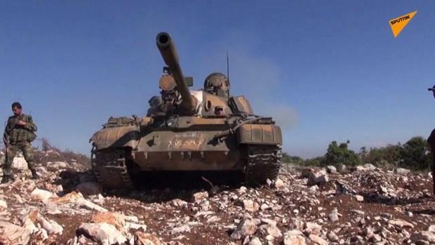 Syria: Phien quan ngan can buoc tien cua quan chinh phu tai Idlib hinh anh 1