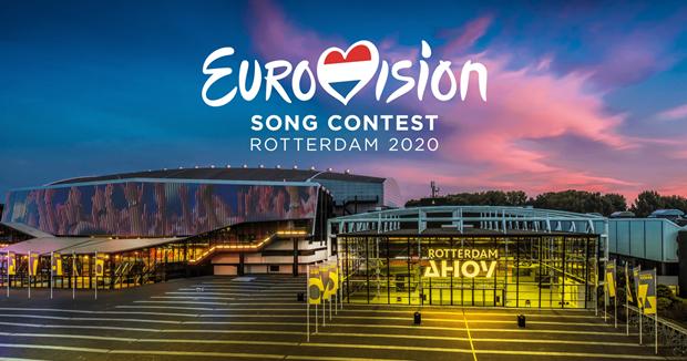 Thanh pho cang Rotterdam gianh quyen dang cai Eurovision 2020 hinh anh 1