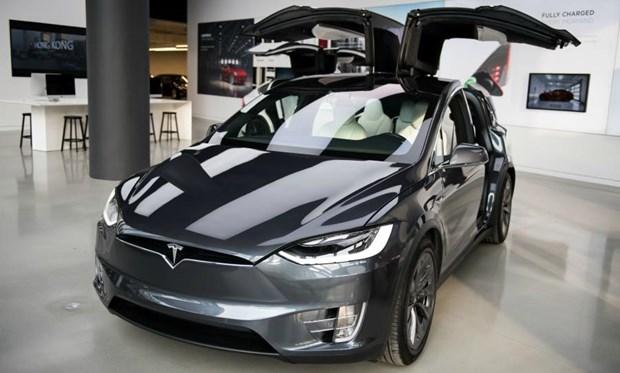 Tesla tang gia ban oto dien tai Trung Quoc do dong NDT mat gia hinh anh 1
