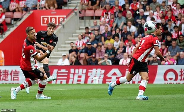 Hoa Southampton, Manchester United khong thang 3 tran lien tiep hinh anh 1