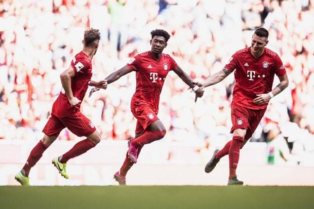Dortmund thua tham truoc tan binh, Bayern thang 'huy diet' hinh anh 2