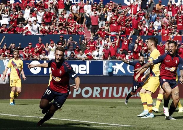 Ket qua: Torres khien Barcelona 'nem trai dang,