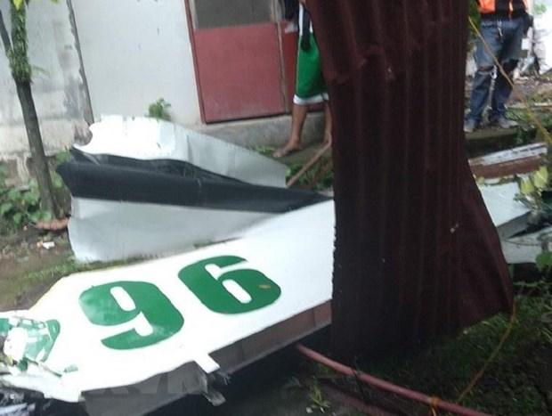 May bay cho 8 nguoi roi xuong khu nghi duong o Philippines hinh anh 1