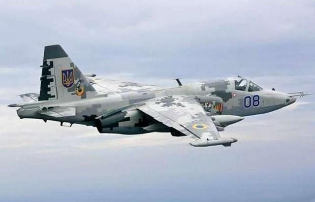 Nga: Roi may bay huan luyen quan su Su-25UB tai Stavropol hinh anh 1