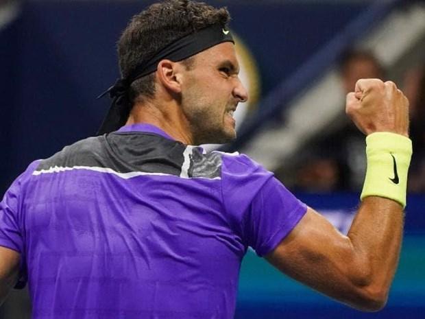 US Open 2019: Dimitrov nguoc dong loai Federer o tu ket hinh anh 2
