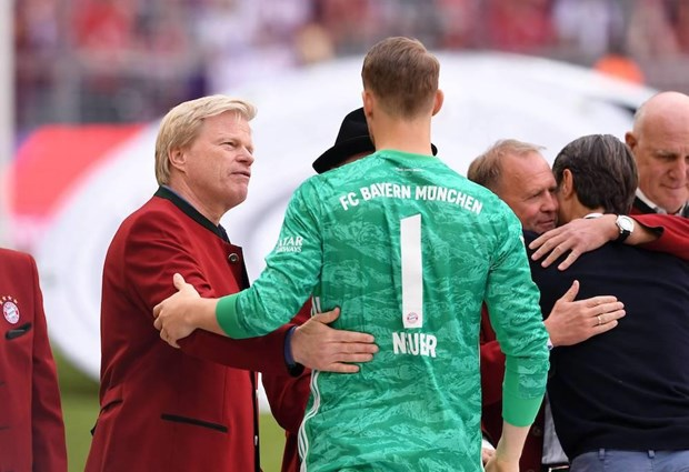 Thu mon tuyen Duc Manuel Neuer len tieng sau that bai 2-4 truoc Ha Lan hinh anh 1