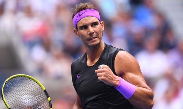 Ha Medvedev, Rafael Nadal lan thu tu dang quang tai US Open hinh anh 1