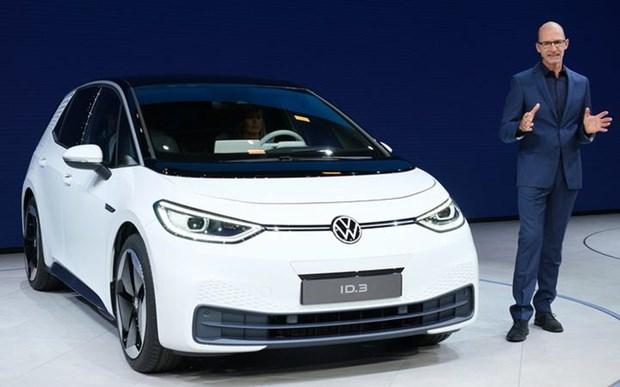 VW gioi thieu mau xe dien ID.3, quyet lay lai uy tin sau vu Dieselgate hinh anh 1