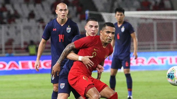 Ket qua vong loai World Cup: Thai Lan thang dam, Malaysia thua nguoc hinh anh 1
